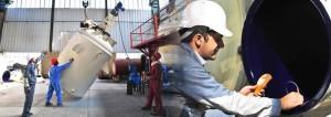 Paslanmaz Çelik Reaktör İmalatı