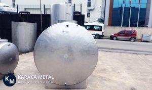 Paslanmaz Su Depolama Tankı Fiyatları